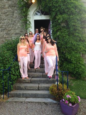 Bandon, Irland: A memorable hen weekend spent at Glebe House