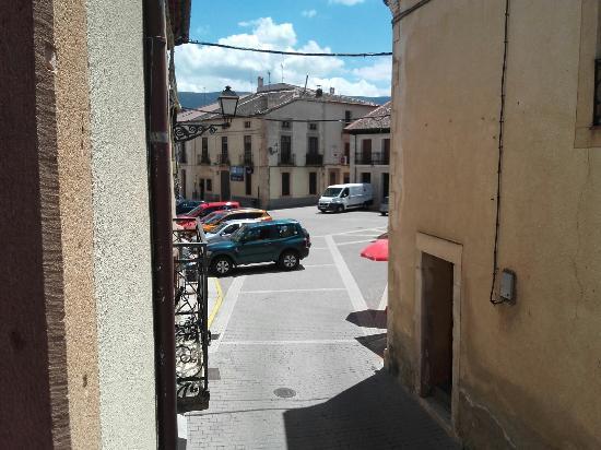 Pradena, Spanien: Desde la habitación