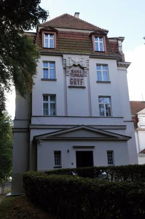 Polczyn-Zdroj, Poland: Gryf