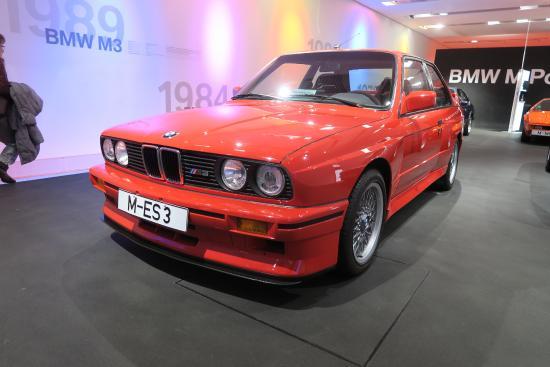 BMW Museum: pure car porn