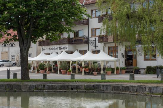 Stetten am Kalten Markt, Germania: Hotel Gasthof Rössle