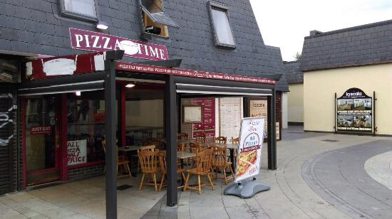 Pizza Tme Tralee