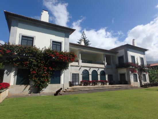 Quinta da Casa Branca: Het Manor House, sinds dit jaar het restaurant en luxe suites
