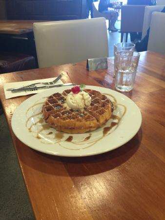 Could these be the best waffles in town