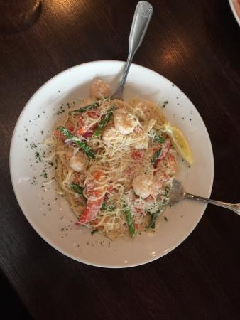 Ciatti's: Lobster Linguini