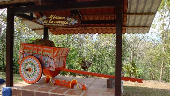 Naranjo, Costa Rica: Cart