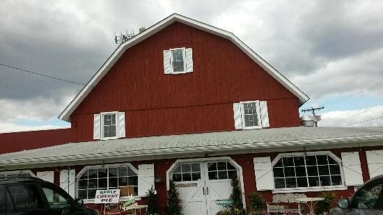 Red Barn Cafe Pie Shop Hammonton Nj