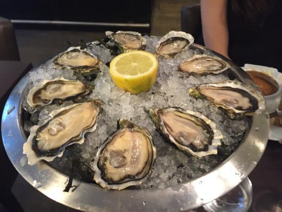 La Boite a Huitres: Prato com 9 ostras oceanicas n.3