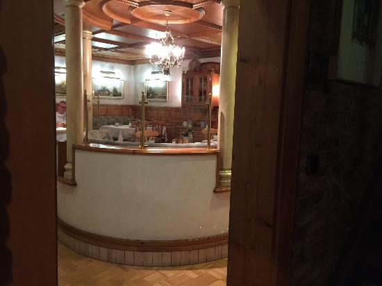 Hotel Linde: Dining Place