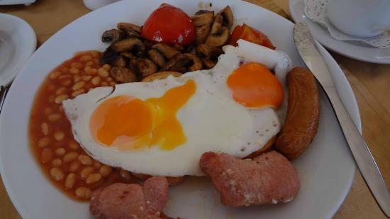 Cool Breeze Restaurant: Fabulous Full English Breakfast