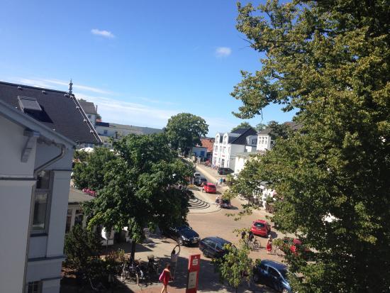 Bild von seetelhotel ahlbecker hof seebad for Guesthouse hof island