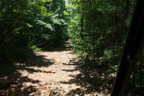 Smithville, OK: ATV trail