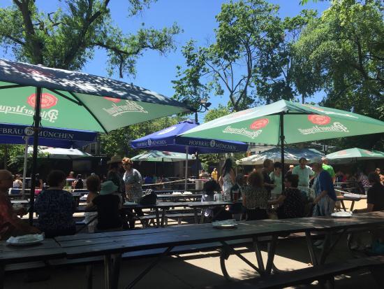 20160527 180610 Picture Of Bohemian Hall Beer Garden Astoria Tripadvisor