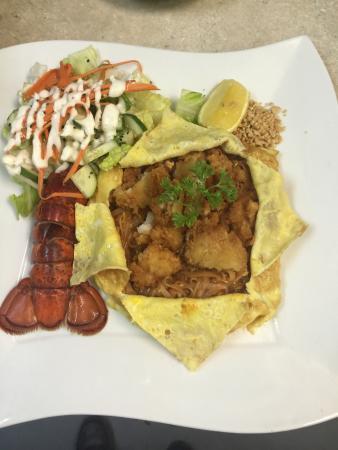 Aroy-Jung: Lobster Pad Thai