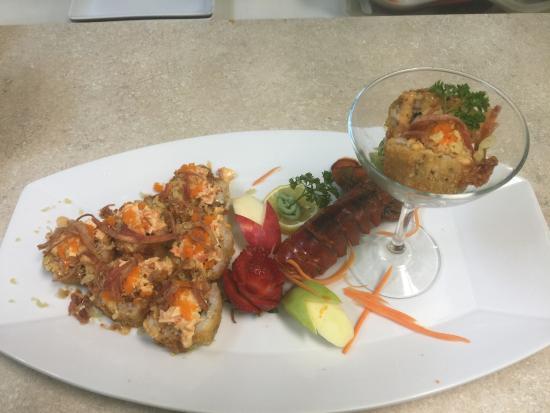 Aroy-Jung: Tornado Lobster Roll