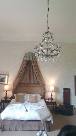 Wedding stay..Beautiful rooms..