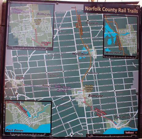 Norfolk County Rail Trails