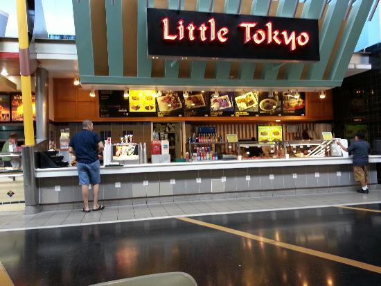 Little Tokyo: Counter