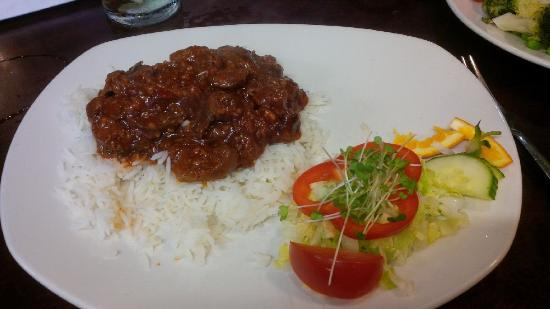 The Clachan Inn: Lamb dish, just delicious