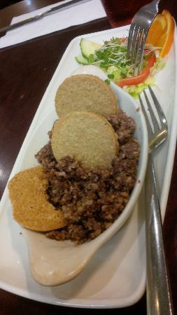 The Clachan Inn: Haggis starter