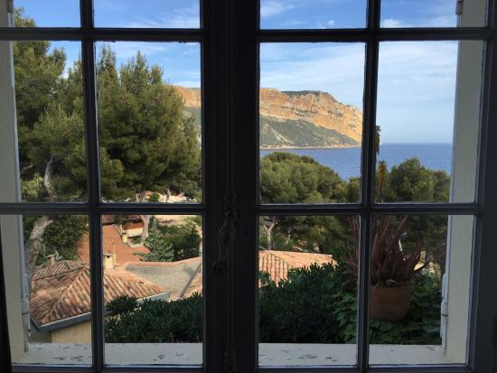 "L'escale: View from ""Le Cap"" Room"