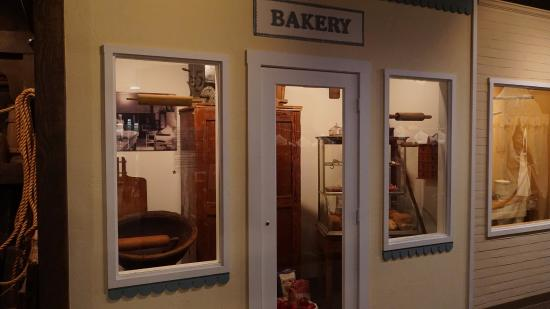 Sophienburg Museum : лавка пекаря