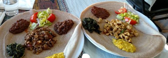 Miriam's Ethiopian Restaurant