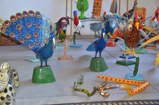 Centro De Exposicao & Cultural De Artesanato