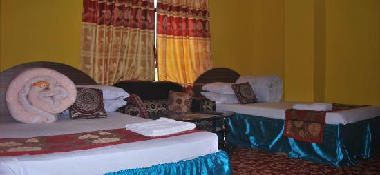 Ilam, Nepal: Very nice, clean and wide rooms