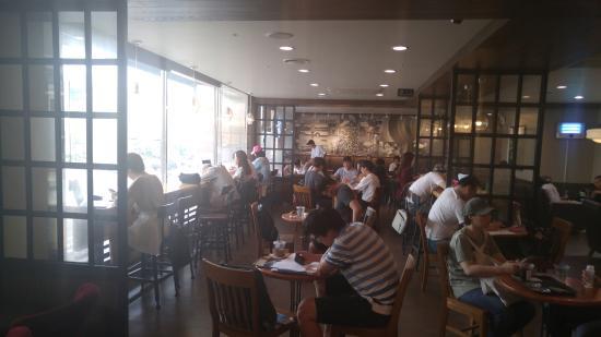 Starbucks Gwangnaru