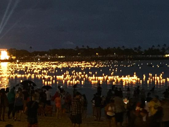 lantern floating hawaii 2016 picture of lantern floating hawaii