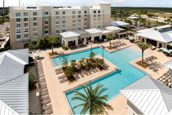 Springhill suites orlando at flamingo crossings western entrance 124 1 5 2 updated 2018 for Springhill suites winter garden fl