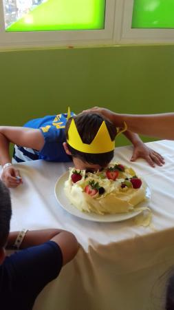 Superb Birthday Cake After The Mexican Tradition Of Getting The First Birthday Cards Printable Benkemecafe Filternl