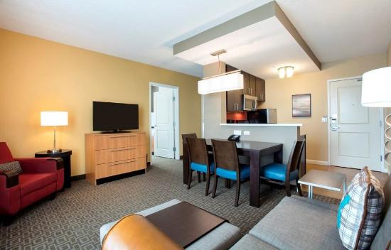Towneplace suites orlando at flamingo crossings western - 2 bedroom hotel suites in orlando fl ...