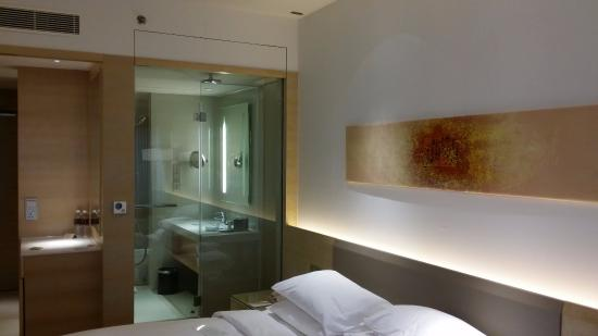 Good location in JB for an international brand hotel