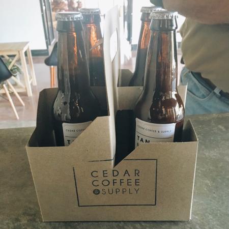 Alpine, TX: Cedar Coffee Supply
