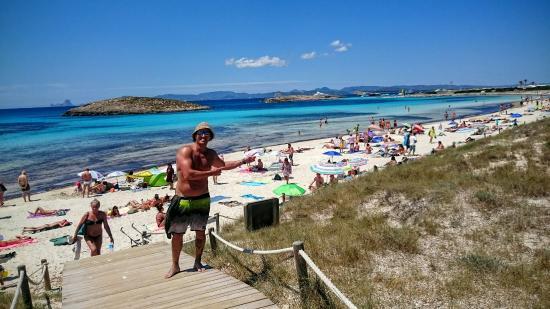 playa la espana