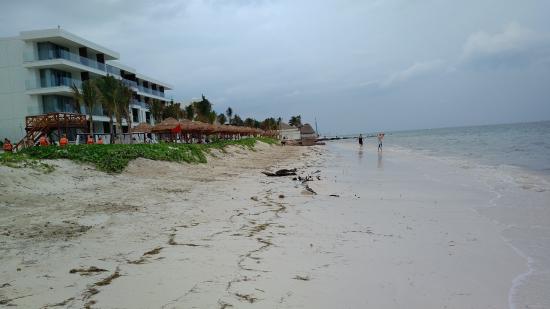 Breathless Riviera Cancun Resort Spa The Beach Adjacent Energy Pool