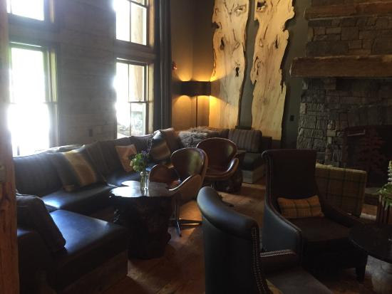 Teton Mountain Lodge & Spa- A Noble House Resort: Loved this place! Such a gem in Teton Village... Had an incredible stay ... Check out the roofto