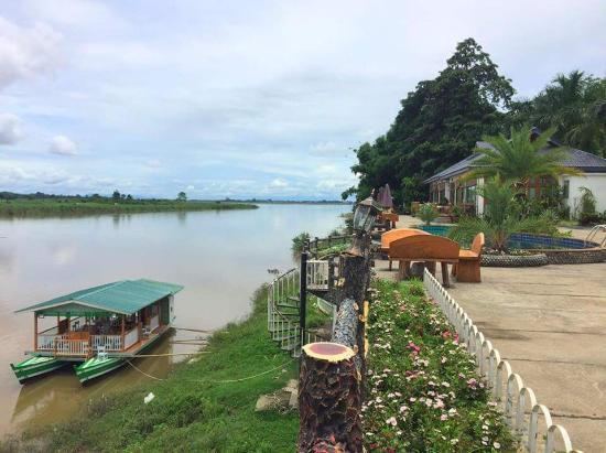 Myitkyina, Birmania: a view from hotel ground 2