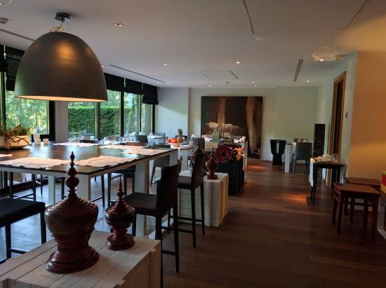 Baerenthal, Francia: Frühstücksbereich