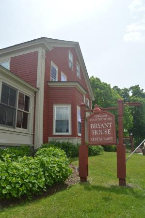 Weston, VT: Bryant House Restaurant