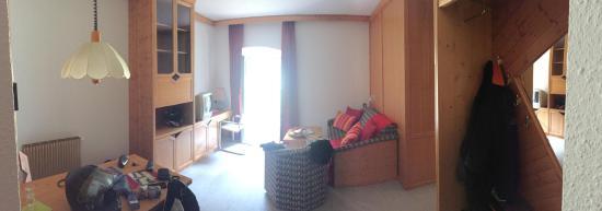 Wildalpen, Αυστρία: Wohnzimmer