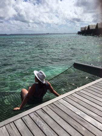 แชงกรีลาส์ วิลลิงกีลี รีสอร์ท แอนด์ สปา: The water villa