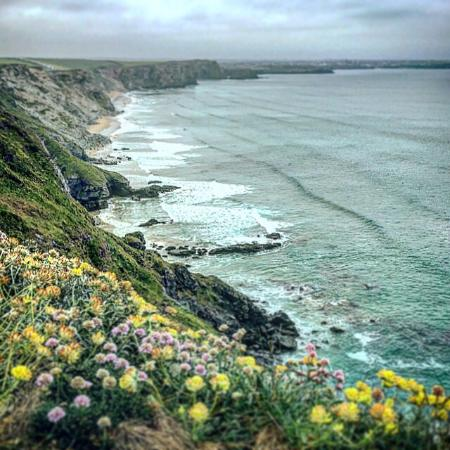 Bedruthan Hotel & Spa: Lovely stay, beautiful area, great location for travelling around Cornwall, 1 hour from St Ives