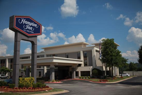 Hampton Inn Tulsa-Sand Springs: Exterior view