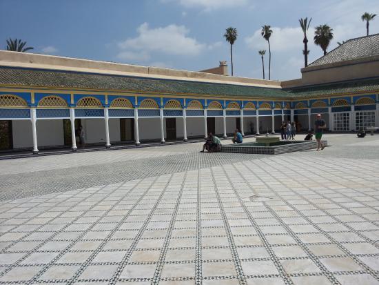 Corail Hotel: Дворец Бахия