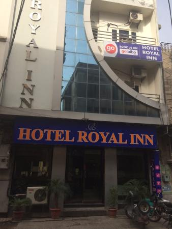 Hotel Royal Inn : stay away!