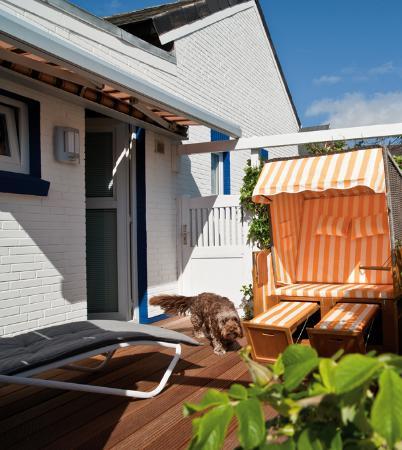 Haus Noge: Terrassenzimmer (23)