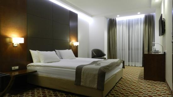 Attirant Central Hotel Sofia: Deluxe Room   Double   King Size Bed